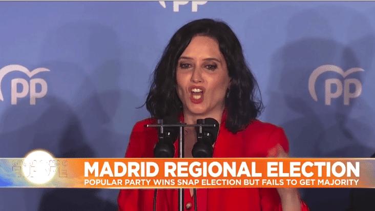 Wahlen in Madrid: Lockdown Kritiker fahren fulminanten Sieg ein