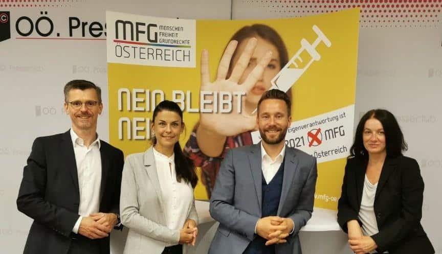 TIPS.AT: MFG sammelt Unterstützungserklärungen für Wahlen