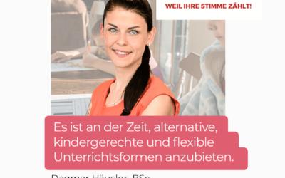 Häuslicher Unterricht JA, Lerngruppen NEIN: Bildungsdirektion verbreitet Unwahrheiten